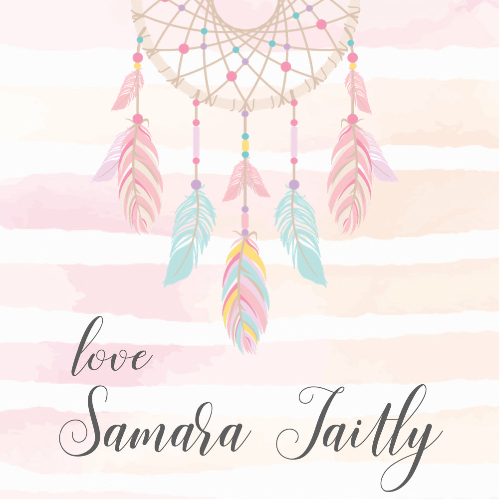 Gift Labels - Dream Catcher