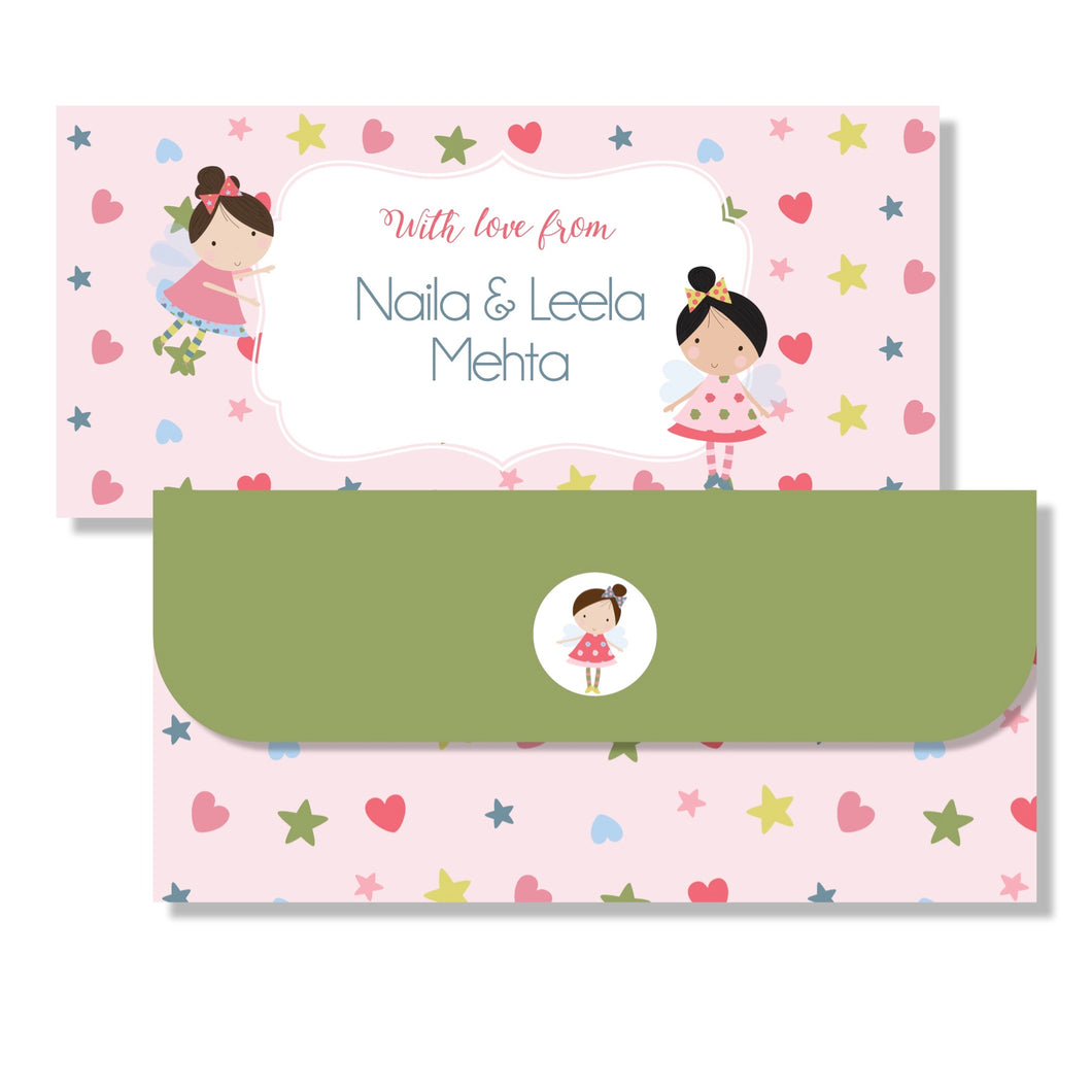Money Envelopes for Kids - Fairly Cute