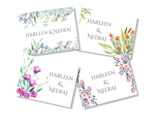 Gift Cards - Sweet Flowers