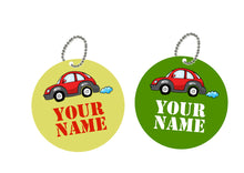 Bag Tags - Car