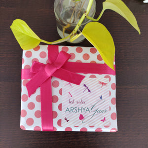 Gift Label - Butterfly