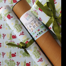 Personalised Wrapping Paper - Topsy Turtle