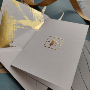 Gift Wrapped- Folded Personalised Card Sets