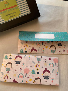 Money Envelopes for Kids - Fairy