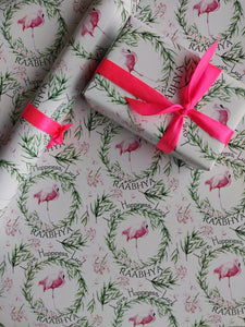 Personalised Wrapping Paper - Pelican Brief