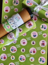 Personalised Wrapping Paper - Peppa Pig