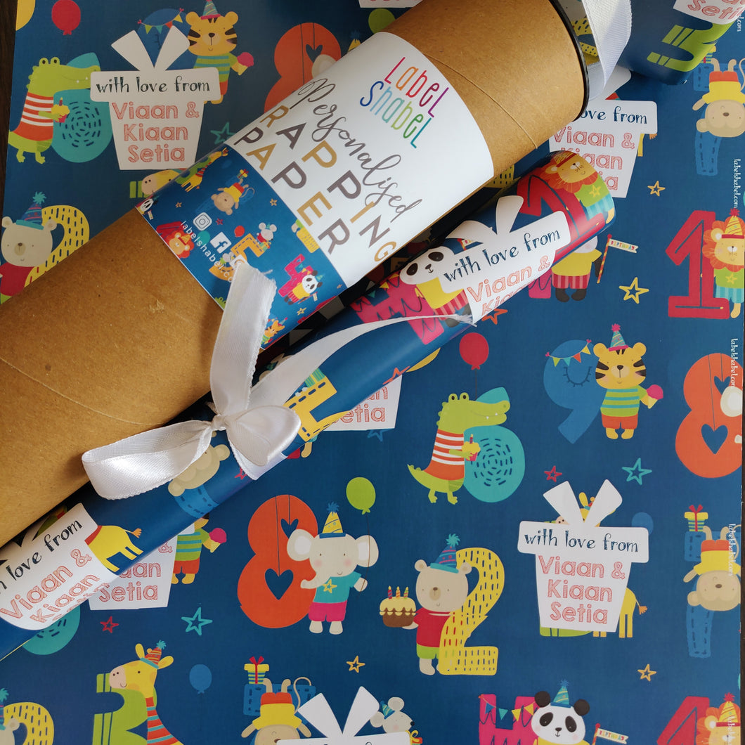 Wrapping Paper Sets