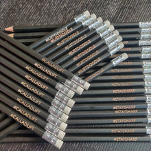Black Beauty - Personalised Pencils