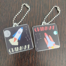 Bag Tags - Space Travel