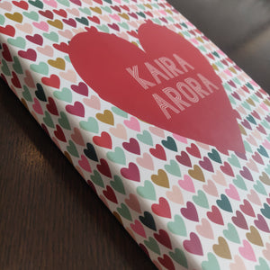 Personalised Folders  - Sweet Heart