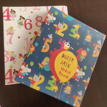 Personalised Folders - Party Animals