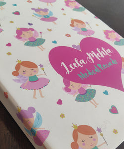 Personalised Folders - Magic Wands