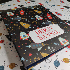 Personalised Folders - Space Matters