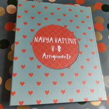 Personalised Folders - Heartful