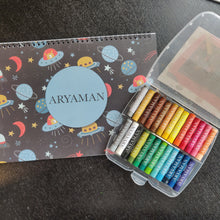 Personalised Drawing Set - Space Matters
