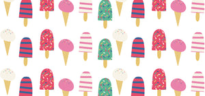 Money Envelopes for Kids - Ice Lollies