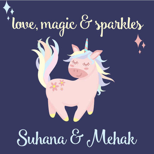 Gift Labels - Magic & Sparkles