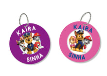 Bag Tags - Paw Patrol