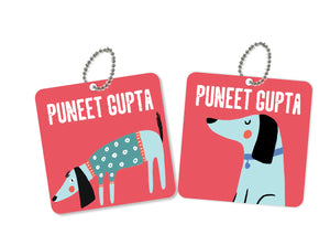 Bag Tags - Pedigree