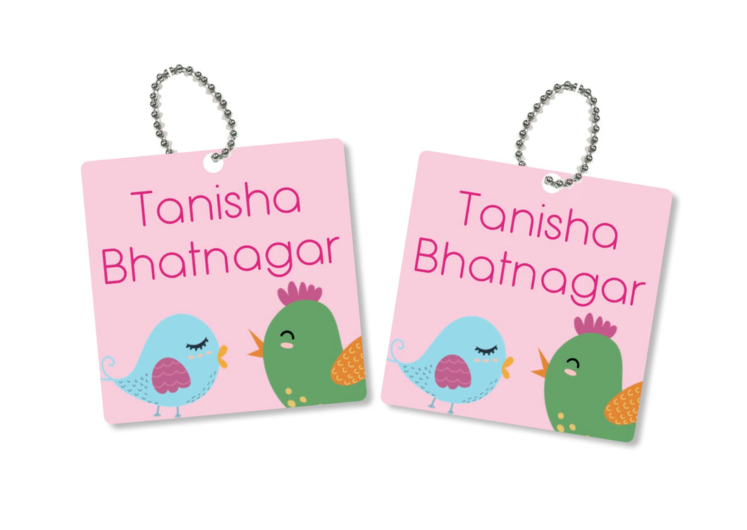 Bag Tags - Tweet Some Love