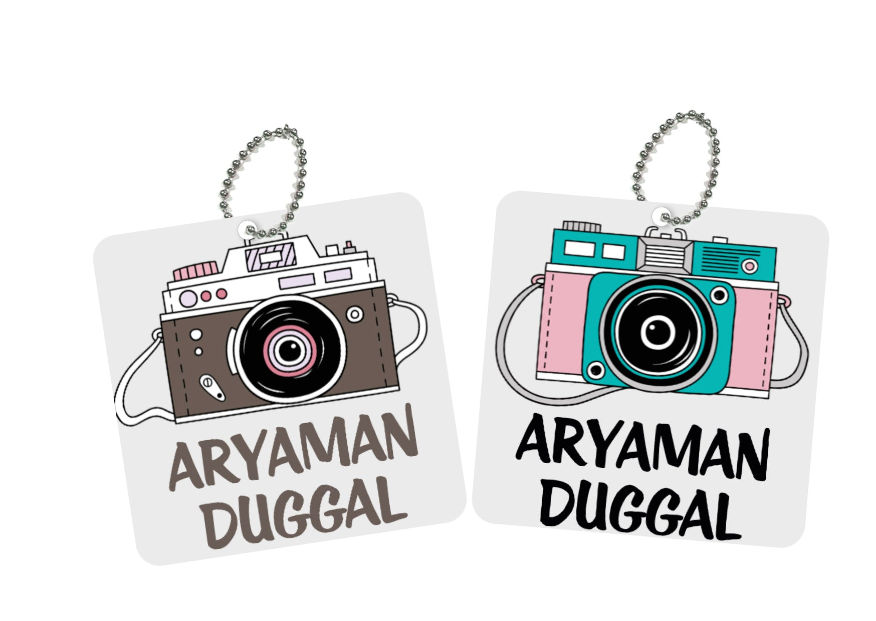 Bag Tags - Click