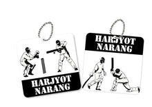 Bag Tags - Cricket