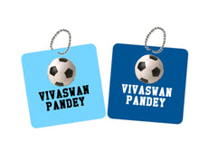 Bag Tags - Football