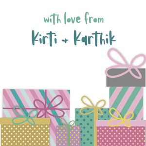 Gift Labels - Gift Wrapped