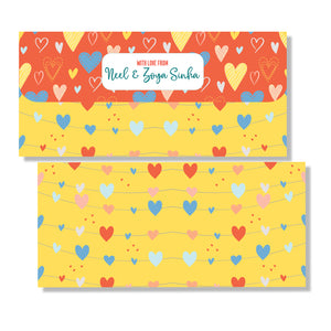 Money Envelopes for Kids - Heartful