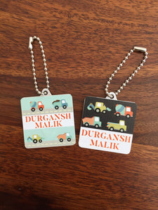 Bag Tags - On Site