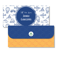 Money Envelopes for Kids - Travel Stories