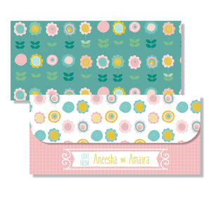 Money Envelopes for Kids - Spring Time