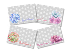 Gift Cards - Polka Grey