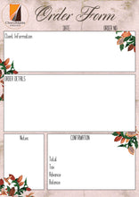Customised Order Forms