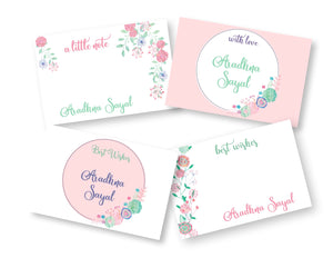 Gift Cards - Pastel Pretty
