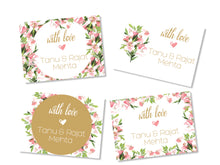 Gift Cards - Pink Lilies