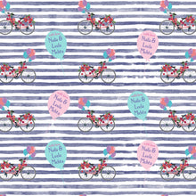 Personalised Wrapping Paper - Ride with Me