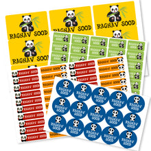 Mixed Pack - Pandas