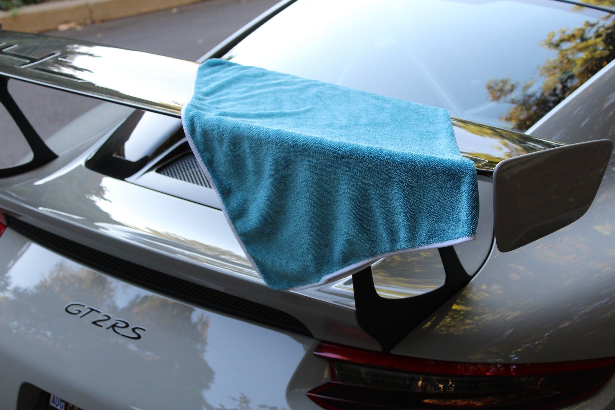 The Truth About Drying Your Car - GT Shine - car drying towel