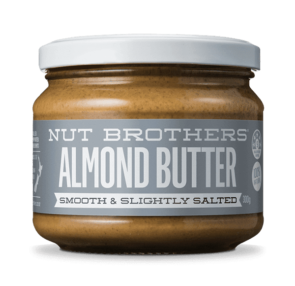 Almond Butter Smooth & Slightly Salted