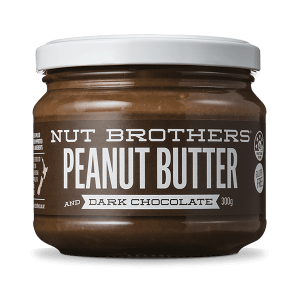 Peanut Butter & Dark Chocolate
