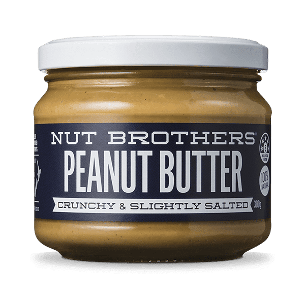 Peanut Butter Crunchy & Slightly Salted