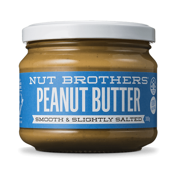 Peanut Butter Smooth & Slightly Salted