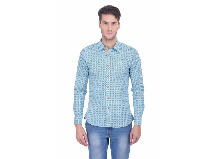 GET YOUR COOL ON WITH MEN COTTON SHIRTS