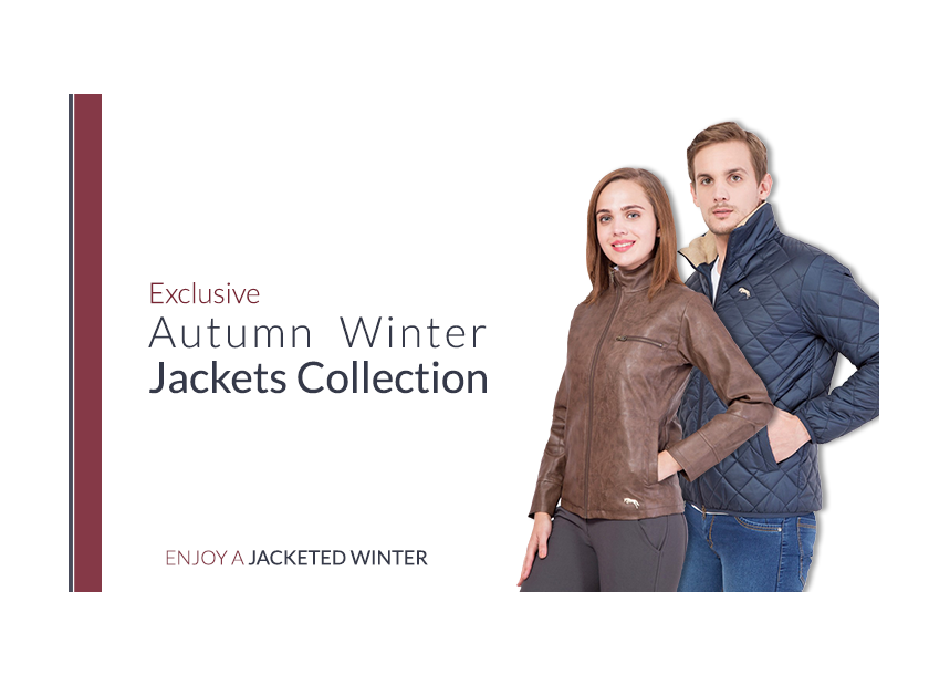 WINTER JACKETS FOR MEN & WOMEN