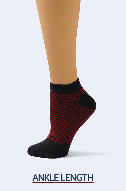 JUMP USA  ANKLE LENGTH SOCKS