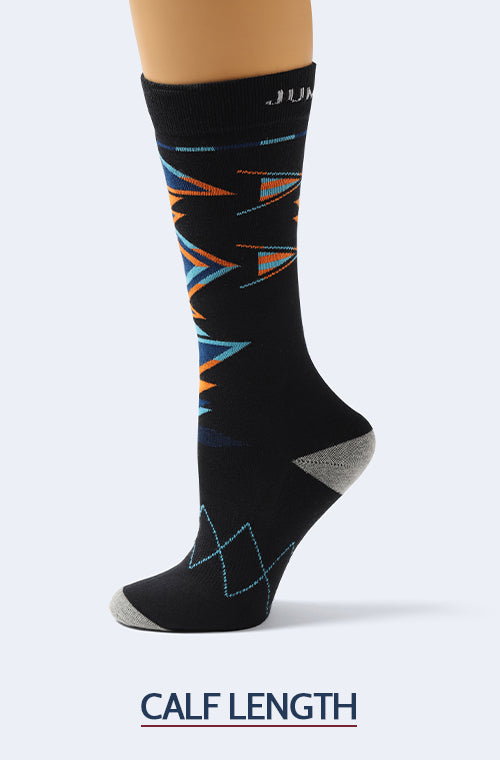 JUMP USA CALF LENGTH SOCKS
