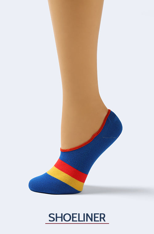 JUMP USA SHOELINER SOCKS