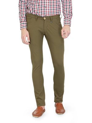 Men's Alex Plain Pant Slim Fit