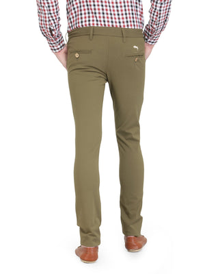 Men's Alex Plain Pant Slim Fit - Jump USA